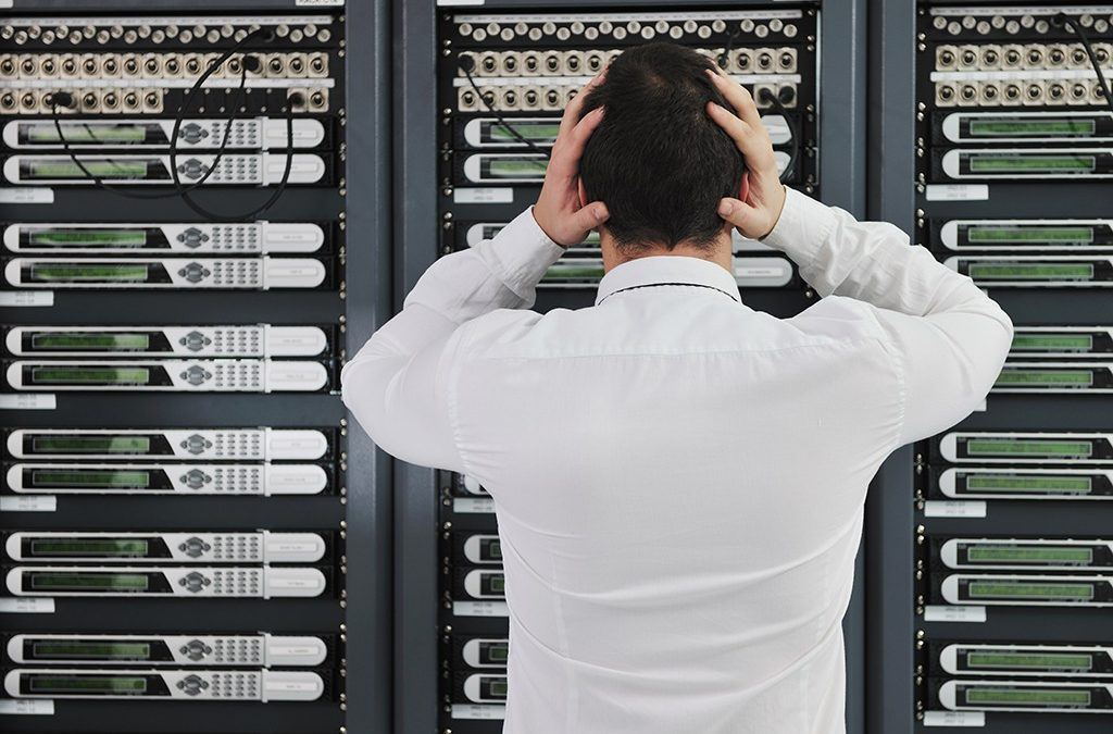 Looking after your vital business data